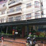 ヴィエンチャンの便利な格安宿「ニュー ラオ シルク ホテル (New Lao Silk Hotel)」宿泊記
