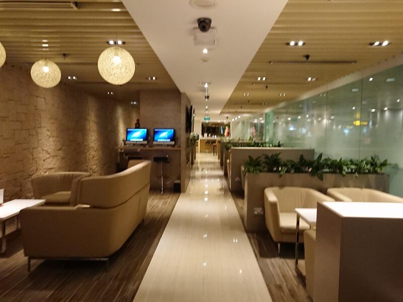チャンギ空港のシャワーがあるラウンジ「The Haven by JetQuay (ザ ヘイブン バイ ジェットキー)」