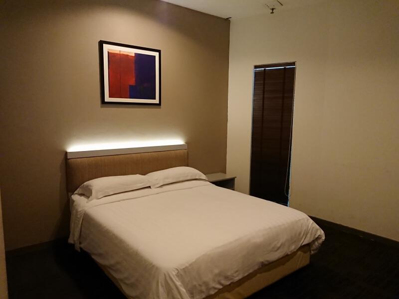 クチンのアベル ホテル (Abell Hotel)は、値段以上の快適さのホテル