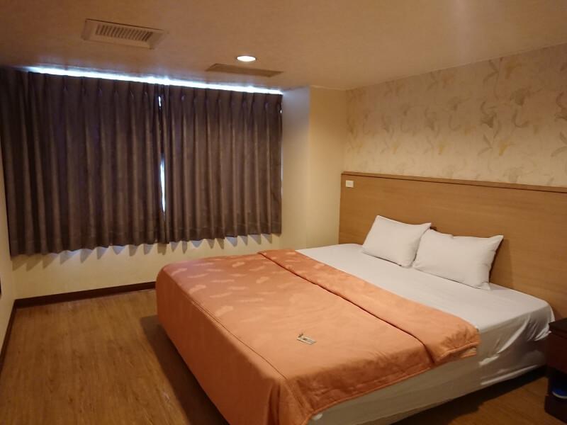 台湾の高雄にあるオススメのホテル「ロン シャン ホテル Long Siang Hotel」