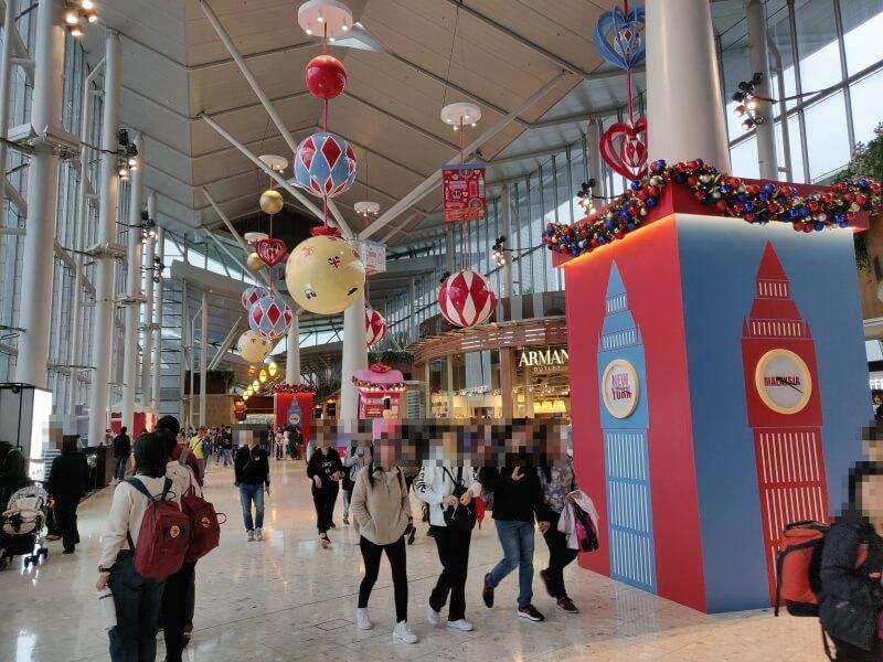 香港空港近くの「シティゲートアウトレット」に乗継時間を利用して訪問