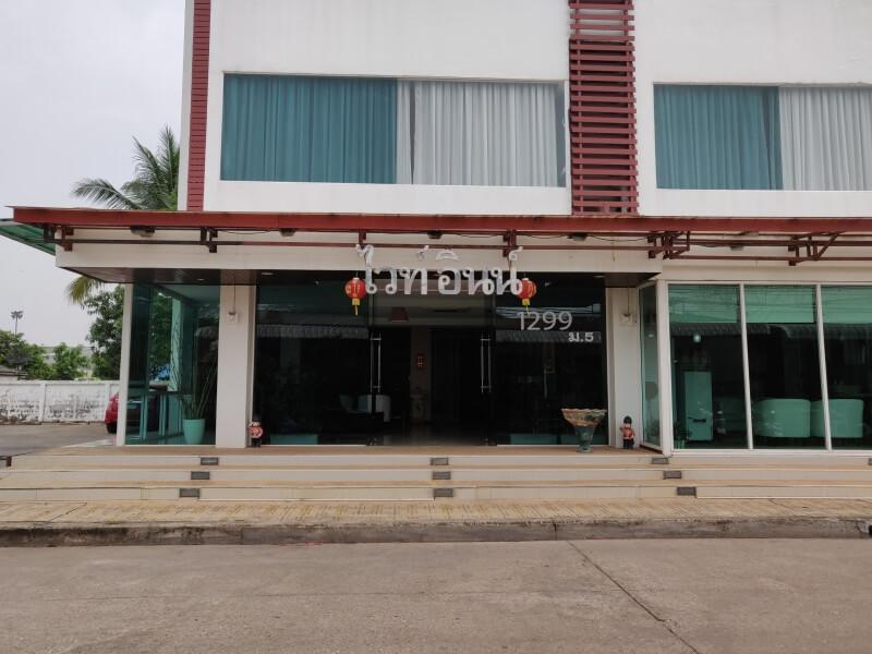 タイ東北部国境のホテル「ホワイト イン ノンカイ(White Inn Nongkhai)」に宿泊