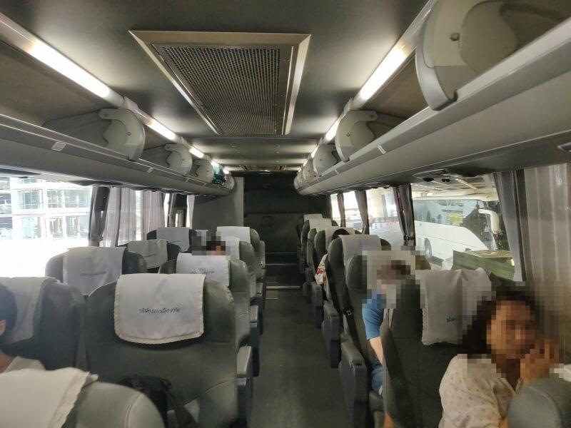 バンコク スワンナプーム空港からホアヒンまではVIPバスがおすすめ