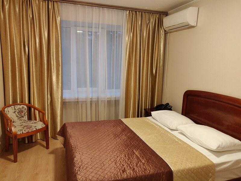 ウスリースクで一番おすすめのHotel Ussuriysk (ホテル ウスリースク)