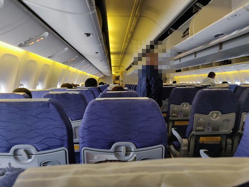 関空からバンコク ドンムアン空港までノックスクート XW111便に搭乗